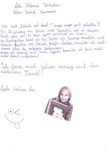 SID Leserbrief von Liv